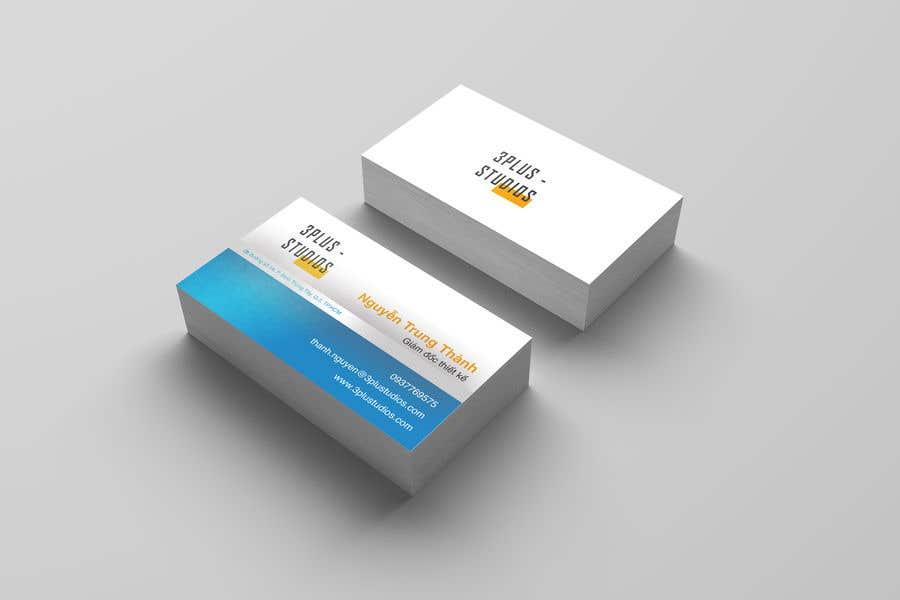Конкурсная заявка №24 для Design namecard #9097