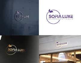 Nro 444 kilpailuun Logo Design job - Sofia Luxe Dermaceuticals - Luxury Skin Care Line for Women käyttäjältä razzak2987