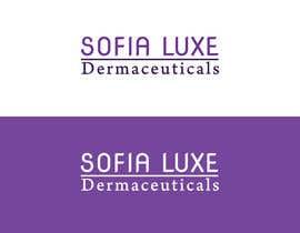Nro 435 kilpailuun Logo Design job - Sofia Luxe Dermaceuticals - Luxury Skin Care Line for Women käyttäjältä mdkafayetullah48