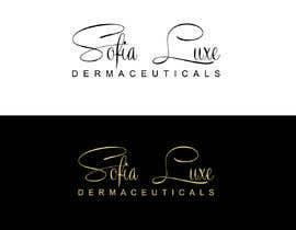 Nro 437 kilpailuun Logo Design job - Sofia Luxe Dermaceuticals - Luxury Skin Care Line for Women käyttäjältä zishanchowdhury0