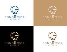 Nro 492 kilpailuun Conqueror Hotels - Logo Design käyttäjältä jaynulraj