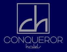 #436 para Conqueror Hotels - Logo Design por chalilunda
