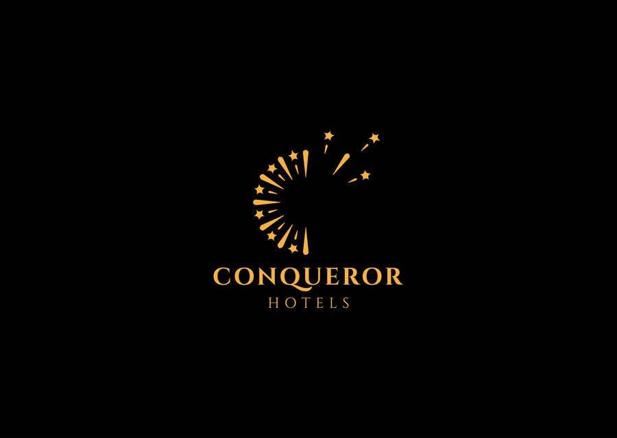Kilpailutyö #471 kilpailussa Conqueror Hotels - Logo Design