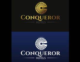 #352 para Conqueror Hotels - Logo Design por Hecctt0r