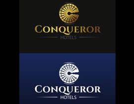 Nro 352 kilpailuun Conqueror Hotels - Logo Design käyttäjältä Hecctt0r