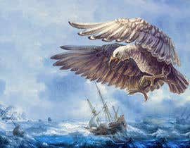 shamim66 tarafından Mythological Roc Eagle için no 46