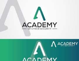 hyder5910 tarafından Design a Logo - Academy of Cyber Security - 11/05/2019 09:09 EDT için no 423