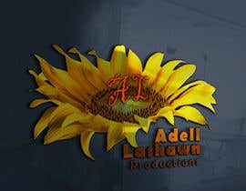 nº 23 pour Need current logo revamp. Company is Adell Lashawn Productions par Keshiga