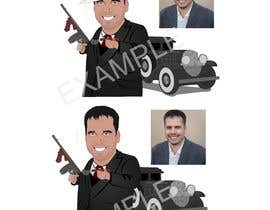 #71 for Caricature for my client visit by Adriangtx