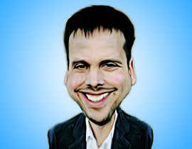 #62 for Caricature for my client visit by BnjmnSaralidze
