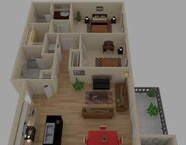 #40 para Floor PLan Lockwood Villas por renjupeebee