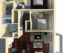 #38 para Floor PLan Lockwood Villas por sztahuramarkmark