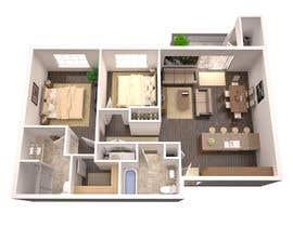 #49 para Floor PLan Lockwood Villas por taymouthchippy