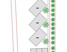 nº 3 pour Design a layout for a semidetached house and a tree-family-house par valle79