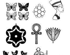 aliabdelhasi tarafından Jewelry (Necklace) design in black and white için no 18