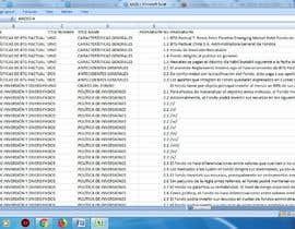 #17 para Data entry Report to Excel por ajit24