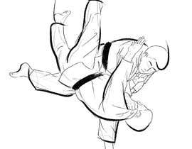 #20 for Create illustration of judo throw using a particular style af KabbiG