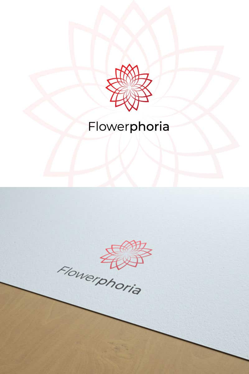 Contest Entry #699 for Flower Logo Design