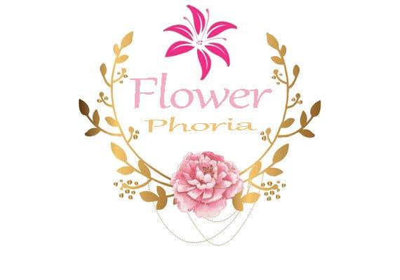 Penyertaan Peraduan #84 untuk Flower Logo Design