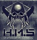 Contest Entry #1 for Logo Design for my skateboard company HMS.