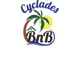 """#28 для I need a logo for my site and for my professional cards etc. The company name is """"CycladesBnB"""" and it refers on cyclades (islands on the Greek Aegean sea). Our business are to rent houses through platforms to tourists and some other services like """"car ren от arvtmaria"""