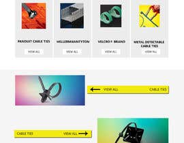 #18 for Re-design Ecommerce Website Homepage by luthrariya01