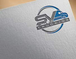 #42 для Logo for a Trucking Company от MdTareqRahman1
