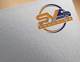 #44 для Logo for a Trucking Company от MdTareqRahman1