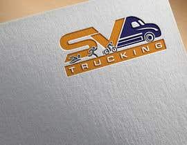 #45 для Logo for a Trucking Company от MdTareqRahman1