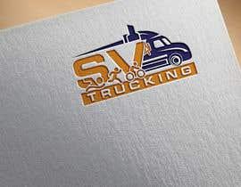 #36 для Logo for a Trucking Company от jakiajaformou9