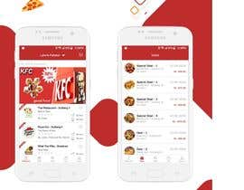 #53 for Build a mobile UI for online food ordering app by sultanarajiapoli