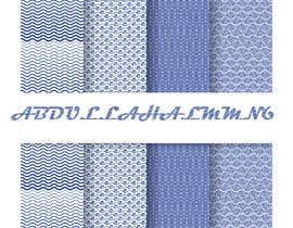 #4 for Simple Shape Pattern Design Similar to Image Posted af Rumpamonibd