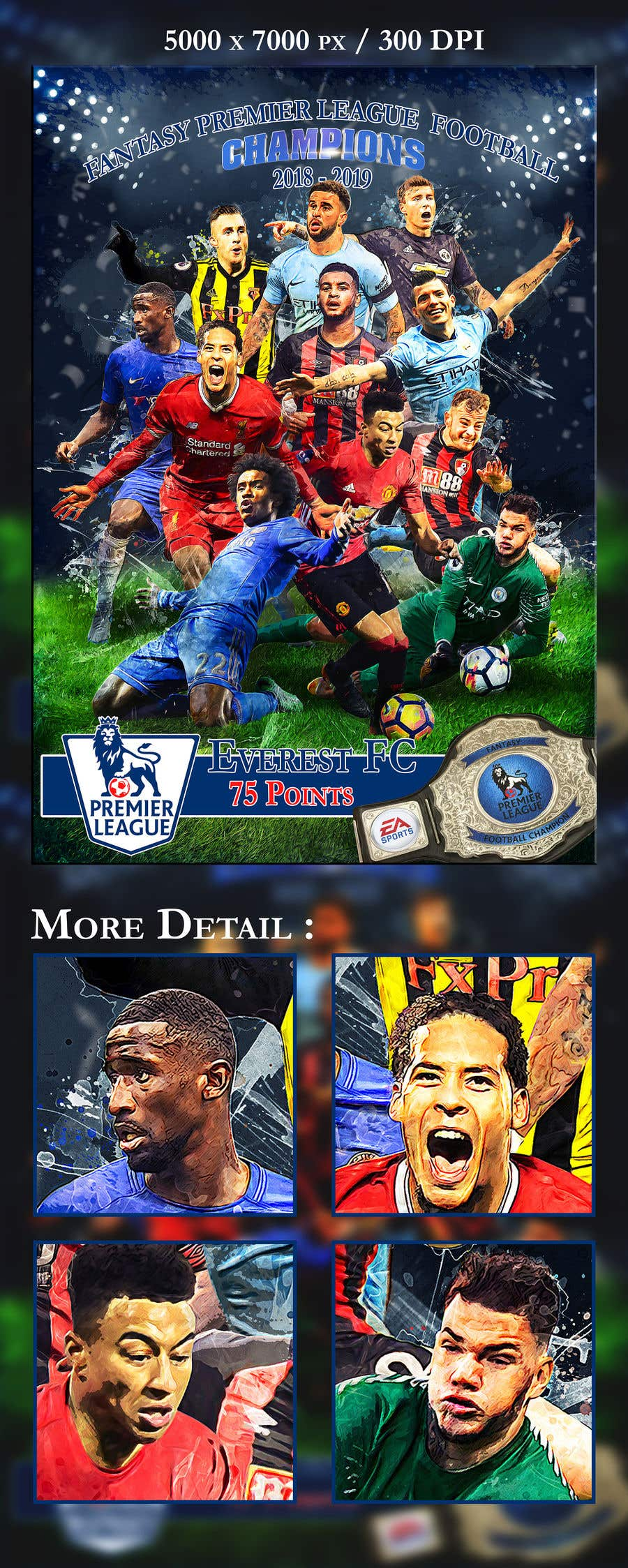Entry #51 by reyesonline for Premierleague Fantasy Football
