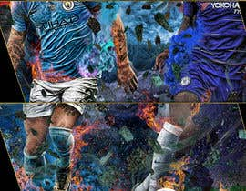 #77 for Premierleague Fantasy Football Poster for the wall by tmaclabi