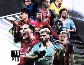 #79 for Premierleague Fantasy Football Poster for the wall by VeeJera