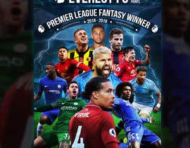 #75 for Premierleague Fantasy Football Poster for the wall by Khaledstudio