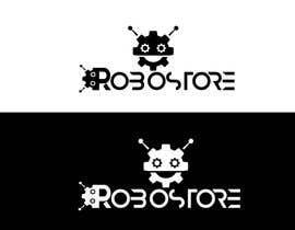 raronok33 tarafından Require a logo for Robostore için no 35