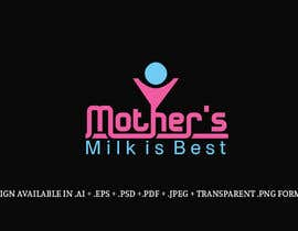 nº 362 pour Mother's Milk is Best Logo Needed! par TrezaCh2010
