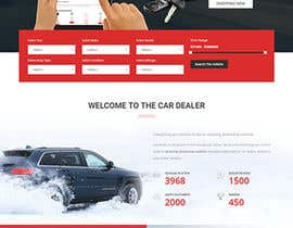 #56 for Design a landing page in PSD for a car dealer's website. by Greenwaber