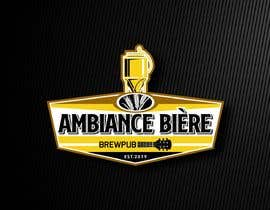"#92 for Logo for a brewpub called ""Ambiance bière"" by franklugo"