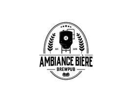 "#34 for Logo for a brewpub called ""Ambiance bière"" by miladinka1"