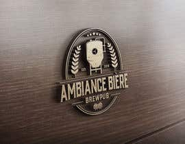 "#57 for Logo for a brewpub called ""Ambiance bière"" by miladinka1"
