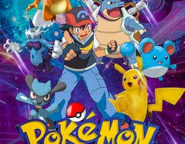 #6 for Create a Pokemon x Avengers Mashup Movie Poster af ahadul2jsr