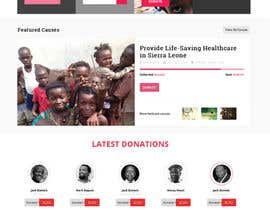 lassoarts tarafından Design a Website Mockup for Princess Project için no 76