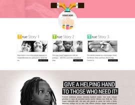 codeunderground tarafından Design a Website Mockup for Princess Project için no 29