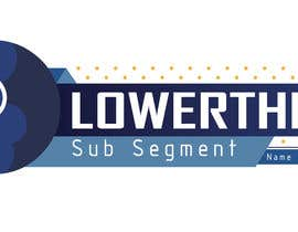 #57 для lowerthird for tv game show Logo (ai) от Creative3dArtist