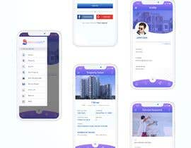 #10 cho UI / UX design for a mobile application bởi doomshellsl