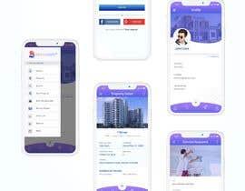 #10 for UI / UX design for a mobile application by doomshellsl