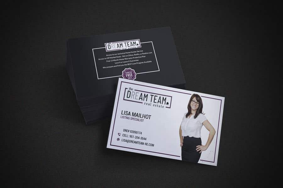 Конкурсная заявка №22 для Business Cards for our Team