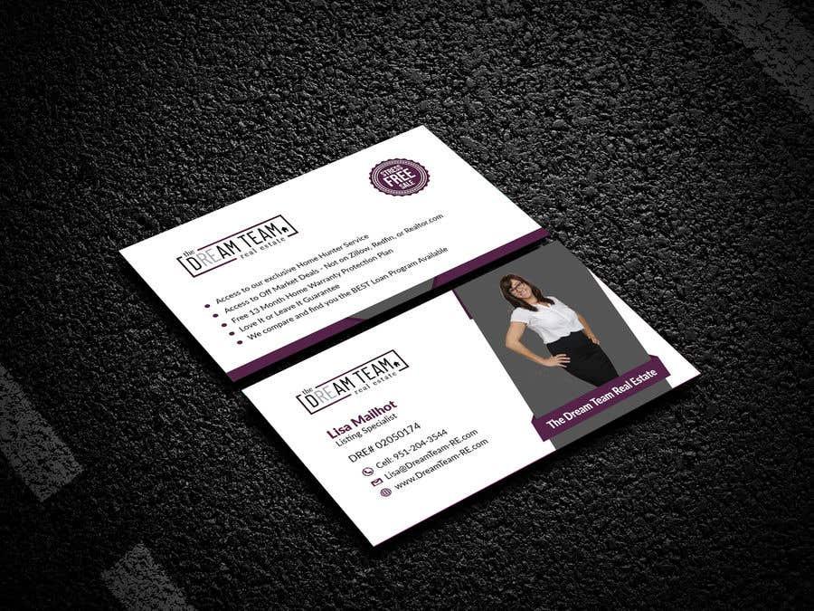 Bài tham dự cuộc thi #170 cho Business Cards for our Team